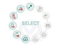 Kaspersky Endpoint Security for Business - Select - renouvellement de la licence d