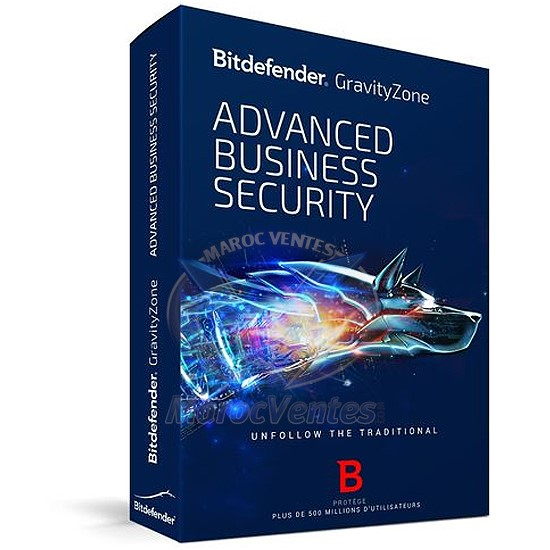 GravityZone Advanced Business Security (1 an) L-FBDGAB-E1-V05