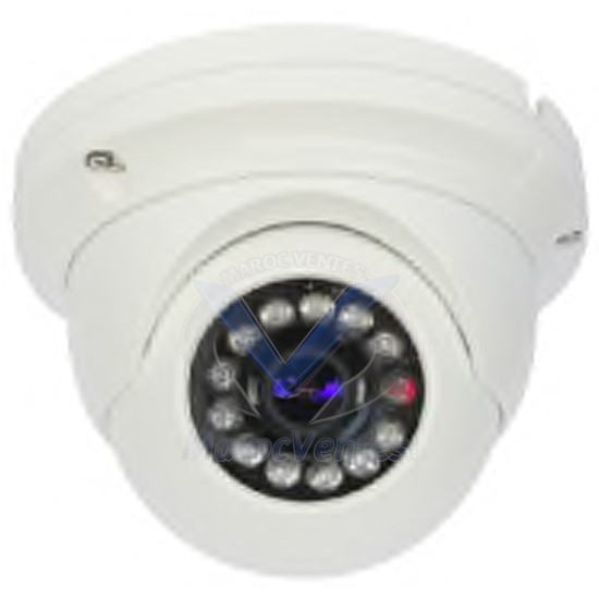 Camera IP Dome 2MP POE ANTIVANDALE Infrarouge D2703