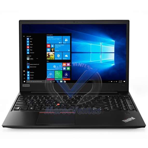PC Portable ThinkPad E580 i5-8550U 8 Go 1To Webcam HD WiFi Bluetooth 20KS0008FE