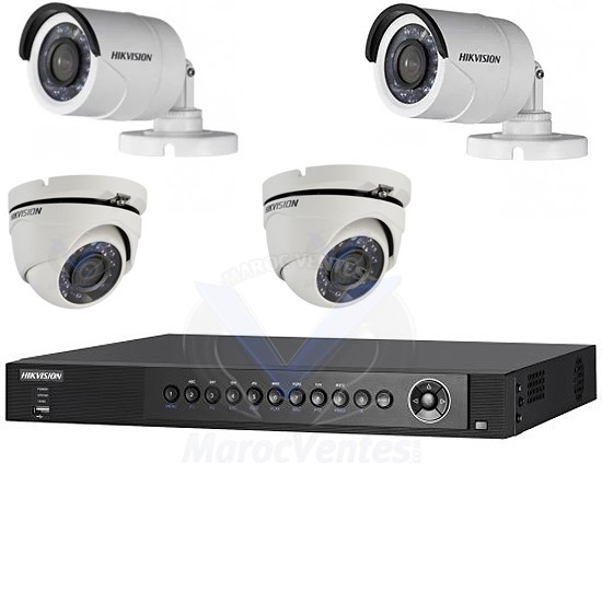 PACK4 1080P HIKVISION/F 4DS_PACK4-1080P