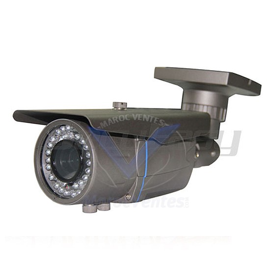 "Camera OutdoorColorAluminium 1/3"" HD DIGITAL - 800 TVL D1616"