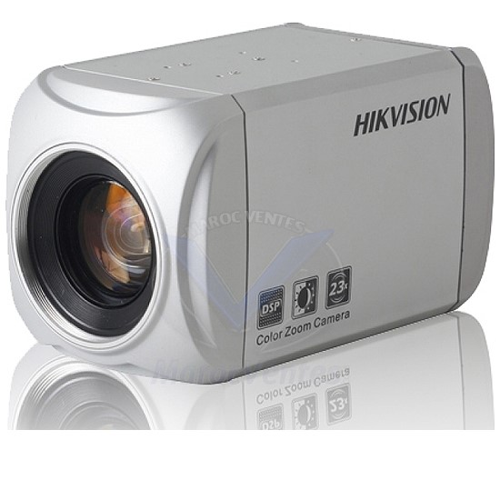 Camera Zoom x36 Optical  x16 Digital 4C_DS-2CZ2192P