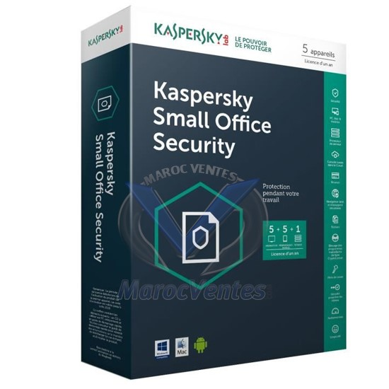 Small Office Security 6.0 - 1 Server + 5 KL4535XBEFS-9MWCA