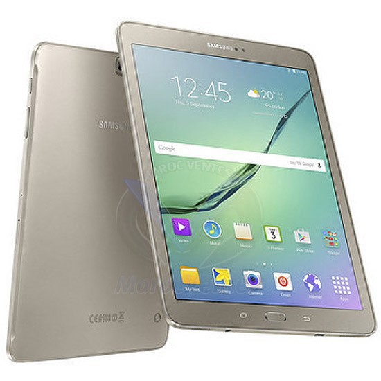 SAMSUNG TAB S2 Gold 9,7pouces 3G 32GO Android 2Mp 8Mp SM-T815NZDEMWD