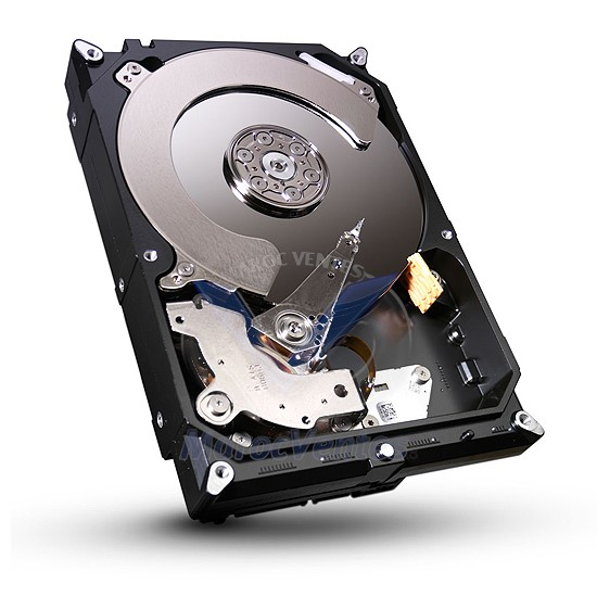 "Disque dur 3.5"" 3 To 7200 RPM 64 Mo Serial ATA 6 Gb/s (bulk) ST3000DM001"