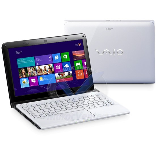 Ultrabook Dual Core 1,7 Ghz - 4 Go RAM - 500 Go HDD - Windows 8 SVE1112M1EW
