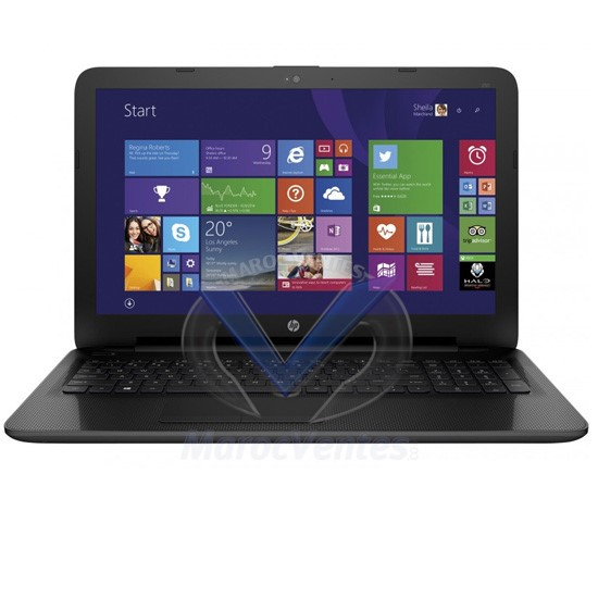 "PC Portable HP 250 i5-6200U 15.6"" 4GB 500GB FreeDos 1 Yr Wty + Sacoche T6P59ES"