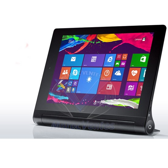"Tablet Tactile Lenovo Yoga  8"" Stockage 16Go WiFi 3G Android 4.2 Jelly B6000"
