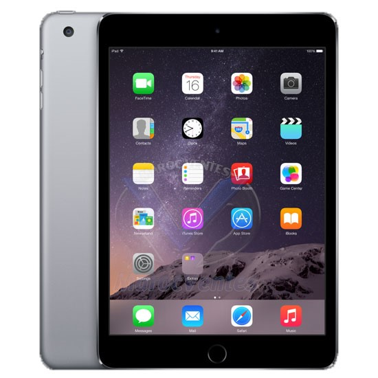 IPAD MINI 3 WIFI 64 SPACE GRAY IPAD MINI 3
